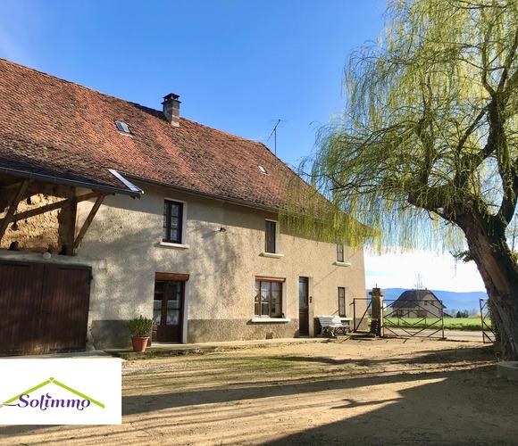 Vente Maison 6 pièces 133m² Les Abrets (38490) - photo