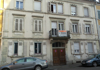 Vente Immeuble 240m² Mulhouse (68100) - photo