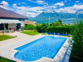 Sale House 4 rooms 98m² Saint-Jorioz (74410) - photo
