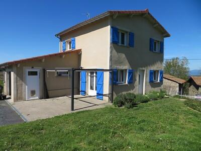 Vente Maison 4 pièces 95m² Saint-Jean-des-Ollières (63520) - photo
