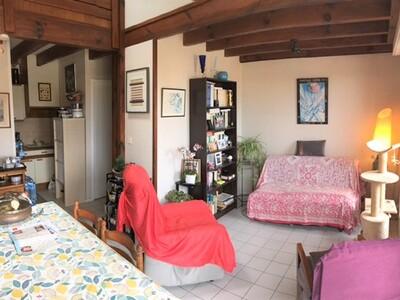 Vente Appartement 2 pièces 45m² Vieux-Boucau-les-Bains (40480) - photo