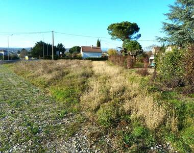 Vente Terrain 894m² RUOMS - photo