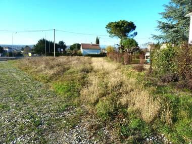 Sale Land 894m² RUOMS - photo