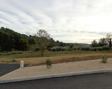 Vente Terrain 416m² Lauris (84360) - photo