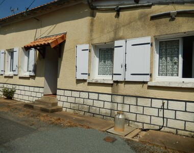 Vente Maison 3 pièces 97m² Secondigny (79130) - photo