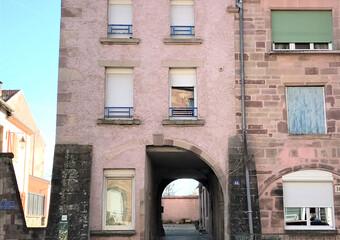 Location Appartement 1 pièce 19m² Luxeuil-les-Bains (70300) - Photo 1