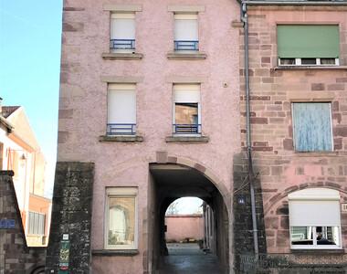 Location Appartement 1 pièce 19m² Luxeuil-les-Bains (70300) - photo