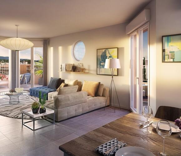 Vente Appartement 3 pièces 63m² Armentières (59280) - photo