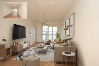 Vente Appartement 4 pièces 85m² Asnières-sur-Seine (92600) - photo