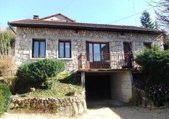Location Maison 5 pièces 130m² Saint-Jean-en-Royans (26190) - photo