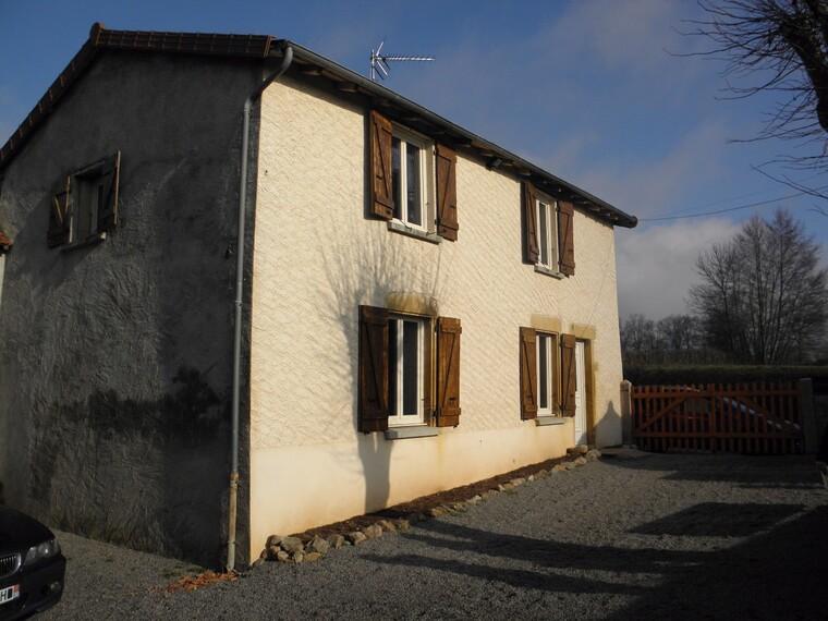 Location Maison 4 pièces 91m² Tancon (71740) - photo