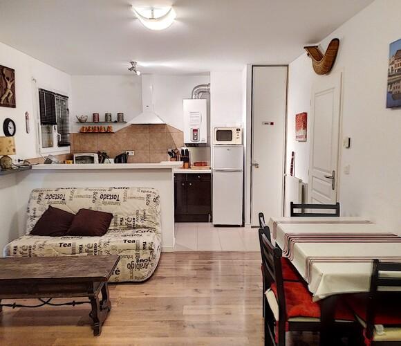 Vente Appartement 2 pièces 40m² Hasparren (64240) - photo