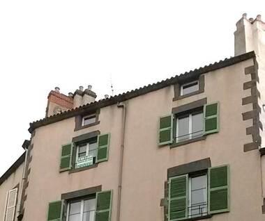 Location Appartement 1 pièce 25m² Clermont-Ferrand (63000) - photo