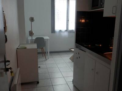 Location Appartement 1 pièce 17m² Dax (40100) - photo