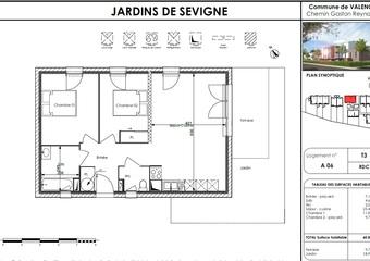 Vente Appartement 3 pièces 61m² Valence (26000)