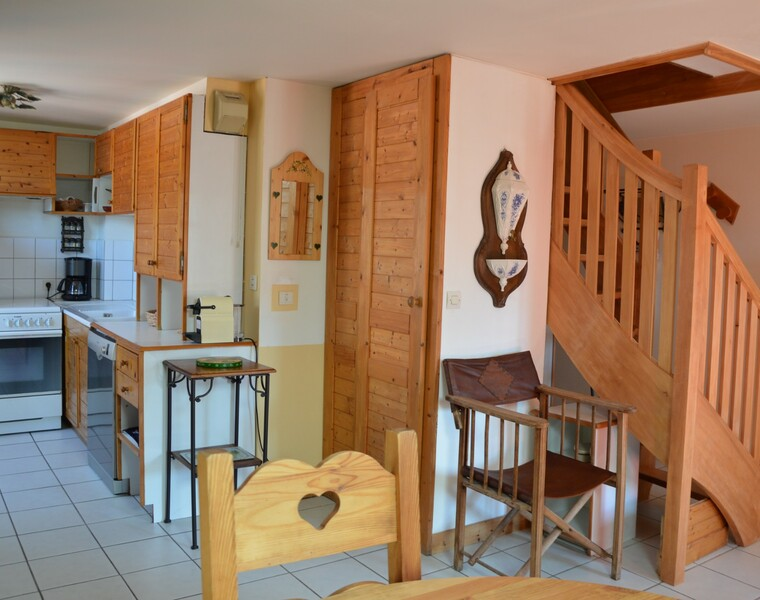 Sale Apartment 2 rooms 34m² Saint-Gervais-les-Bains (74170) - photo