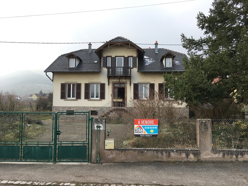 Vente Appartement Dambach La Ville