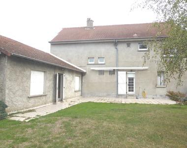 Vente Maison 6 pièces 140m² Creuzier-le-Vieux (03300) - photo