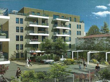 Location Appartement 2 pièces 44m² Valence (26000) - photo