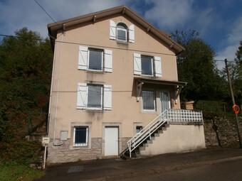 Vente Maison 4 pièces 85m² 10 minutes de BAINS LES BAINS - photo