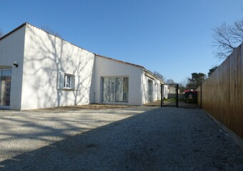Vente Maison 6 pièces 143m² Chaillevette (17890) - photo