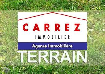 Vente Terrain 1 035m² Marest-Dampcourt (02300) - photo