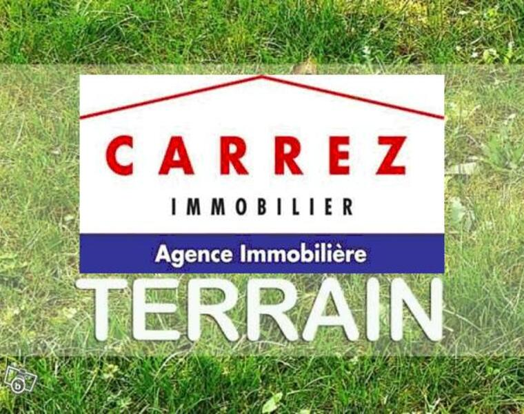 Vente Terrain 820m² Trosly-Loire (02300) - photo