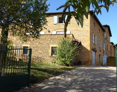 Vente Maison 9 pièces 280m² Pouilly-le-Monial (69400) - photo