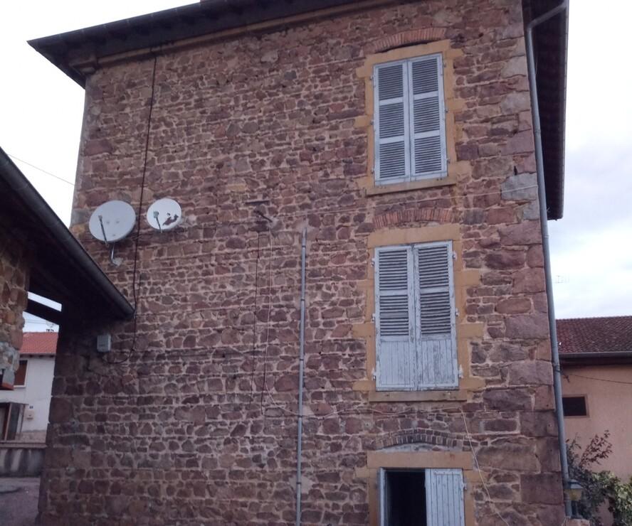 Vente Maison 6 pièces 130m² Thizy (69240) - photo