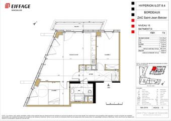Location Appartement 3 pièces 69m² Bordeaux (33100) - Photo 1