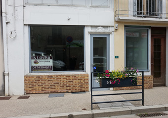 Location Local commercial 3 pièces 70m² Saint-Étienne-de-Saint-Geoirs (38590) - Photo 1