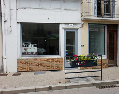 Location Local commercial 3 pièces 70m² Saint-Étienne-de-Saint-Geoirs (38590) - photo