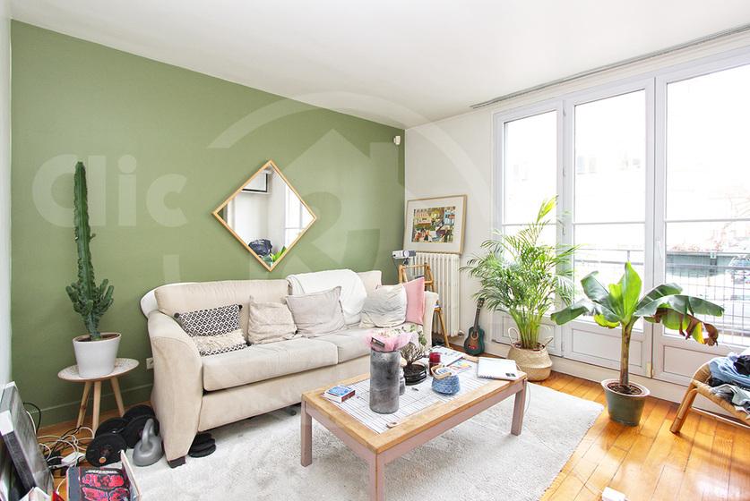 Location Appartement 3 pièces 45m² Versailles (78000) - photo