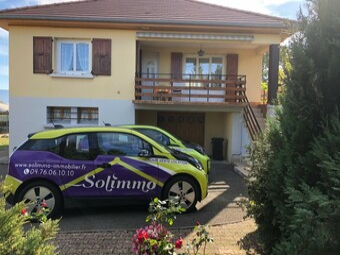 Vente Maison 4 pièces 100m² Les Abrets (38490) - photo