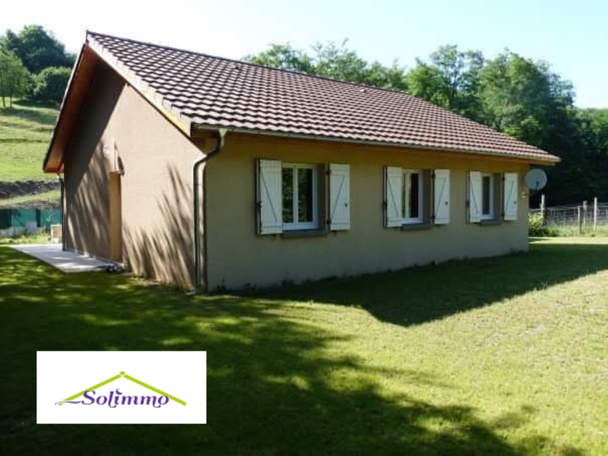 Vente Maison 4 pièces 89m² Saint-Clair-de-la-Tour (38110) - photo