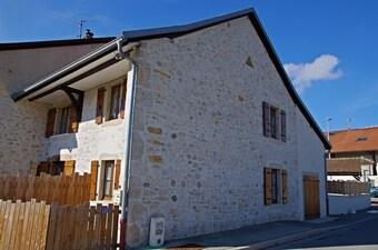 Vente Maison 4 pièces 135m² Cessy (01170) - photo