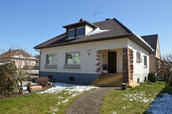 Vente Maison 6 pièces 130m² Châtenois (67730) - Photo 1