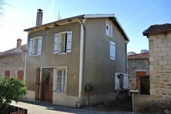 Sale House 3 rooms 57m² ARCENS - photo