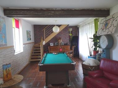 Vente Maison 6 pièces 115m² Hersin-Coupigny (62530) - photo