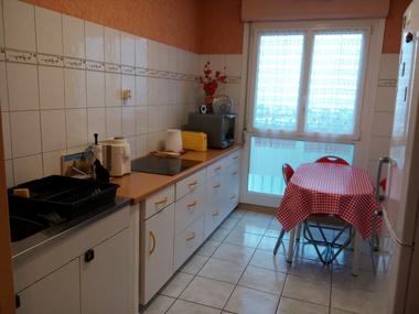 Location Appartement 3 pièces 65m² Luxeuil-les-Bains (70300) - photo