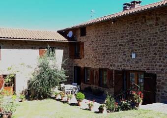 Vente Maison 6 pièces 160m² Bourg-de-Thizy (69240) - photo