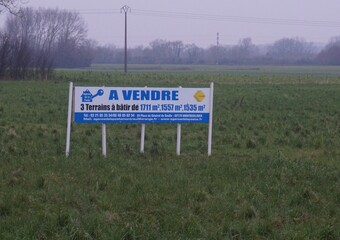Vente Terrain 1 535m² Groffliers (62600) - Photo 1