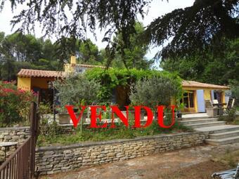 Vente Maison 6 pièces 146m² Peypin-d'Aigues (84240) - photo