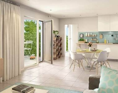 Vente Appartement 2 pièces 43m² Saint-Égrève (38120) - photo