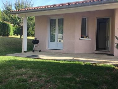 Location Maison 4 pièces 90m² Saint-Marcellin (38160) - photo