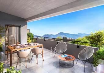 Vente Appartement 2 pièces 45m² Moirans (38430)