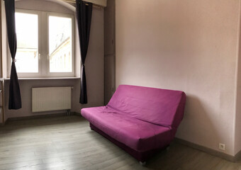 Vente Appartement 1 pièce 25m² Vesoul (70000) - photo