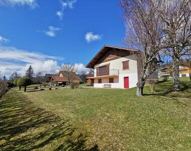 Vente Maison 5 pièces 133m² Burdignin (74420) - photo