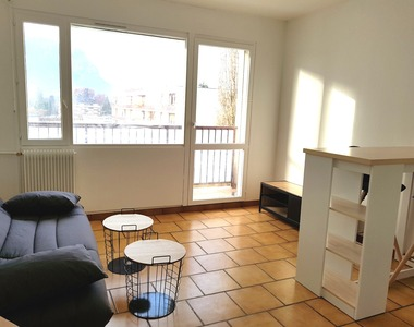Location Appartement 1 pièce 25m² Gaillard (74240) - photo