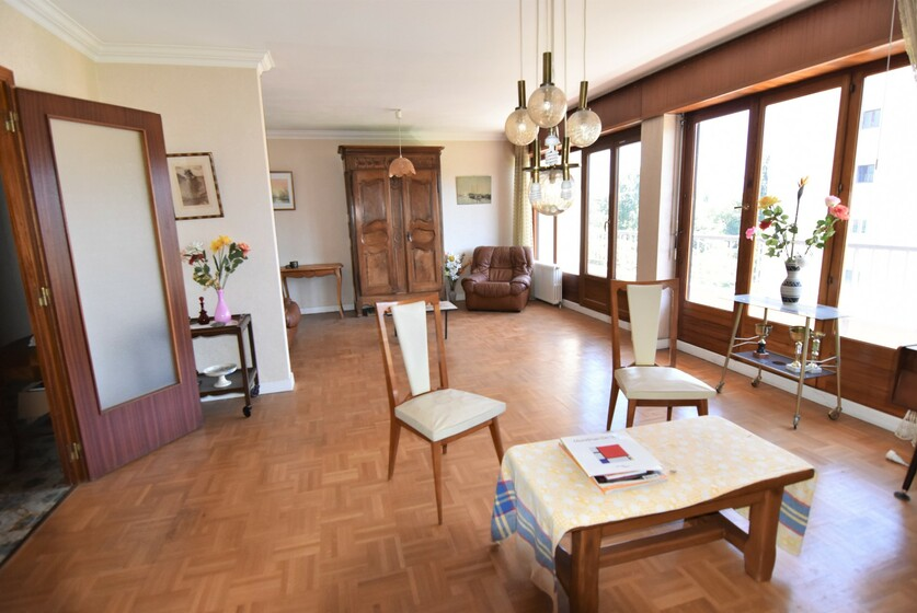 Vente Appartement 5 pièces 116 116m² Échirolles (38130) - photo